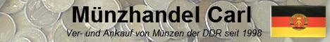 Münzhandel Carl-Logo
